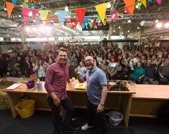 Win Two Tickets to Manchester's Brand New Eat & Drink Festival