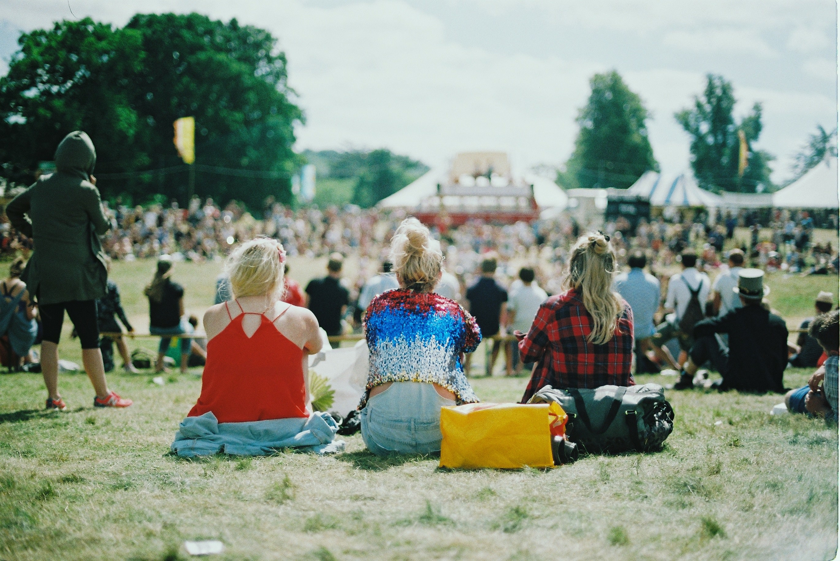 Glasto May Be Gone, but There's Plenty of UK Festival Fun to Come