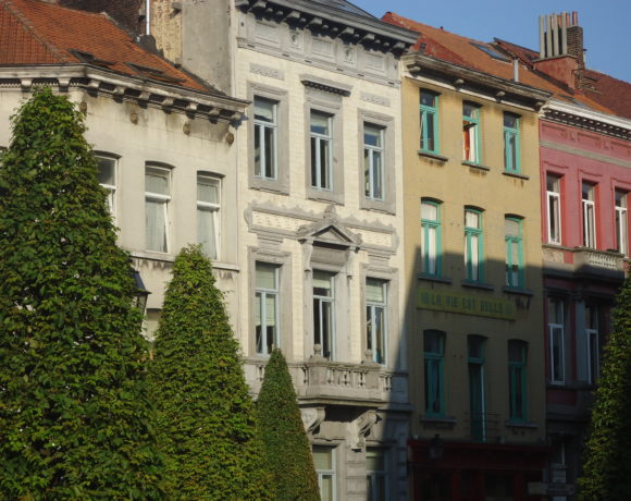 Why Ixelles Is My Favorite Brussels Neighborhood