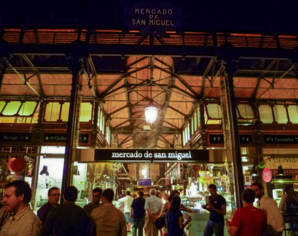 A Foodie Guide to Madrid
