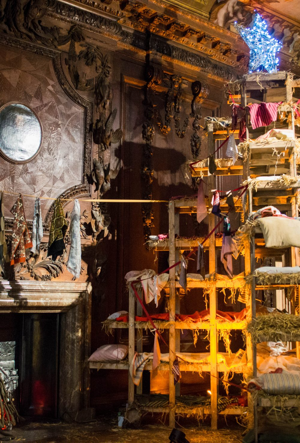 Oh Dickens, It's Christmas at Chatsworth House